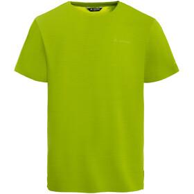 VAUDE Essential T-Shirt Uomo, chute green